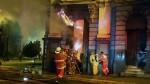 Incendio en plaza 2 de Mayo: casona fue declarada inhabitable - Noticias de mario casaretto