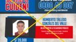 Los más buscados: capturan a sujeto acusado por tenencia ilegal de armas - Noticias de sicariato