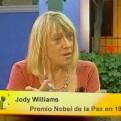 Tiempo de Leer: Jody Williams presenta 'La hippie que llegó a ser Nobel de la Paz'