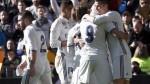 Real Madrid goleó 5-0 al Granada e igualó récord del Barcelona - Noticias de santiago bernab