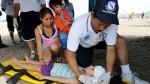 Verano 2017: conoce qué playas en Lima contarán con atención médica - Noticias de piscina