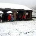 Ayacucho: afectados por intensas nevadas recibirán donaciones