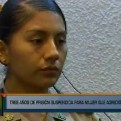Chorrillos: mujer que agredió a policía femenina recibió prisión suspendida