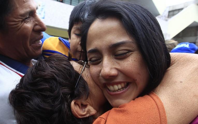Nadine Heredia podrá salir del país pero deberá regresar cada 30 días | Actualidad
