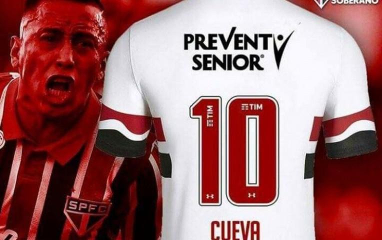 Christian Cueva deja la '13': será el nuevo '10' del Sao Paulo | Deportes