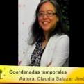 Tiempo de Leer: Claudia Salazar presenta 'Coordenadas temporales'