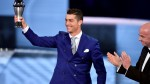 Cristiano Ronaldo superó a Messi y recibió premio The Best de FIFA - Noticias de france football
