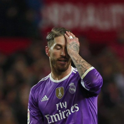Sevilla superó 2-1 al Real Madrid y terminó con el invicto de Zidane