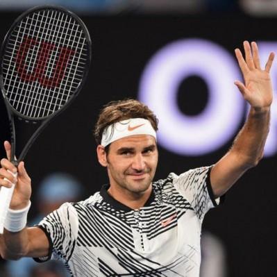 Roger Federer regresó al Abierto de Australia con triunfo sobre Melzer