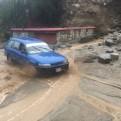 Tránsito en Carretera Central restringido tras caída de nuevo huaico