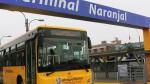 Metropolitano: implementarán nuevos servicios desde el lunes 30 - Noticias de tom tom