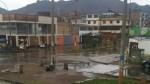 Comas y San Juan de Lurigancho: fuertes lluvias inundaron las calles - Noticias de amanecer