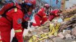 Bomberos: ya no les descontarán en sus trabajos por atender emergencias - Noticias de desastres naturales