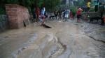 Santa Eulalia: Sedapal envió personal a zonas afectadas por huaicos - Noticias de primera edición