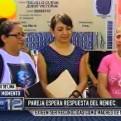 Reniec: pareja de lesbianas realiza plantón para que inscriban a su hijo