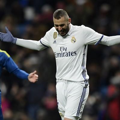 Real Madrid cayó 2-1 ante Celta por Copa del Rey