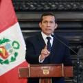 Ollanta Humala deberá tener autorización del juez para salir del país