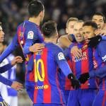 Barcelona superó 1-0 a la Real Sociedad por la Copa del Rey