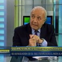 Lombardi: Hay intereses oscuros en la autonomía financiera del INEN