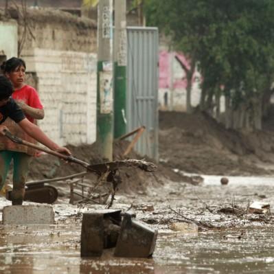 Ucayali: seis viviendas quedaron inhabilitadas tras caída de huaico