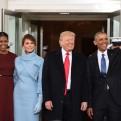 Donald Trump se reúne en la Casa Blanca con Barack Obama