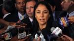 """Nadine Heredia: """"Siguen impidiendo mi derecho al trabajo"""" - Noticias de nadine heredia"""