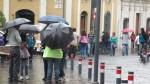 Sierra peruana registrará lluvias moderadas a fuertes hasta el 24 de enero - Noticias de region lima