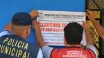 Callao: clausuran piscina ilegal que funcionaba dentro de una casa - Noticias de cloro