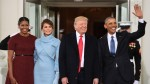 Donald Trump se reúne en la Casa Blanca con Barack Obama - Noticias de michelle obama