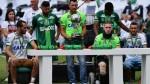 Chapecoense: sobrevivientes de la tragedia alzaron la Copa Sudamericana - Noticias de chapecoense