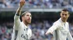 Real Madrid se recuperó y venció 2-1 a Málaga con doblete de Sergio Ramos - Noticias de sergio romero