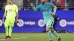Barcelona goleó 4-0 al Eibar por la Liga española - Noticias de denis srensen