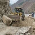 Cañete: restablecieron el tránsito en la vía hacia Yauyos y Huancayo