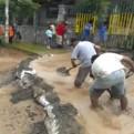 Chaclacayo: nuevo huaico afecta a pobladores de Cusipata