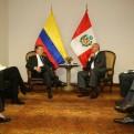Gabinete Binacional: Santos y PPK se reunieron en Arequipa