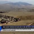 SBN cedió terreno de más de 61 mil metros al INEI para proyectos