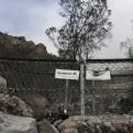 Chosica: Ministro de Agricultura recibió reclamos durante inspección