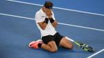 Rafael Nadal eliminó a Raonic y está en semifinales de Abierto de Australia - Noticias de andy murray