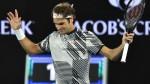 Roger Federer clasificó a final del Abierto de Australia y espera a Nadal - Noticias de rafael nadal