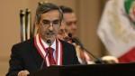 Titular del Poder Judicial exhorta a Odebrecht a dejar amenazas y colaborar - Noticias de duberlí rodríguez