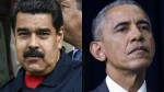 """Maduro dice que Obama se volvió """"loco"""" porque se iba y él se quedaba - Noticias de barack obama"""