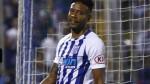 Alianza cayó 2-0 ante Palestino en Matute por la 'Noche blanquiazul' - Noticias de luis caballero