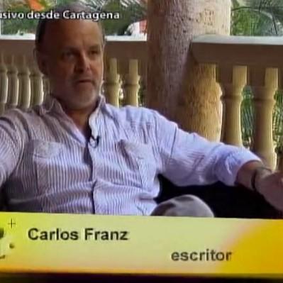 Tiempo de Leer: Carlos Franz presenta 'El desierto'