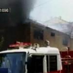 SJL: inmueble que se incendió era una fábrica clandestina de esmaltes