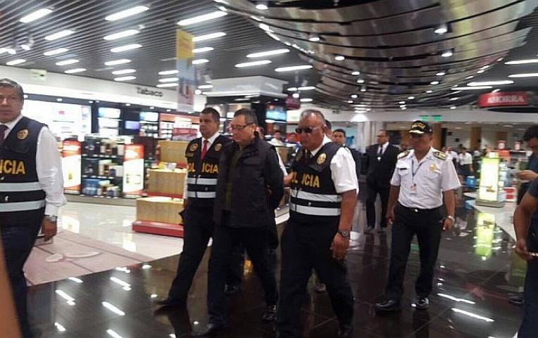 El exviceministro de Comunicaciones es acusado de recibir millonarias coimas de Odebrecht / Foto: Facebook - José Arrieta