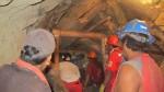 Ayacucho: compañía se pronunció tras derrumbe en mina que dejó 2 fallecidos - Noticias de javier chirinos