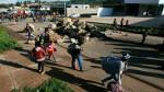 Aeropuerto de Chinchero: manifestantes bloquearon vía principal a Machu Picchu - Noticias de congreso