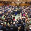Parlamento del Reino Unido votó a favor de ley para empezar Brexit