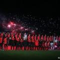 Melgar empató 1-1 con Danubio en la 'Noche Rojinegra'