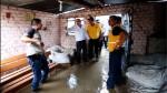 Huaycoloro: Municipalidad de Lima distribuyó ayuda humanitaria a damnificados - Noticias de mario casaretto